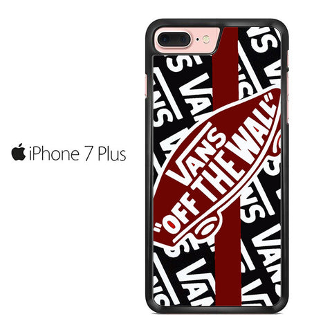 Vans Off The Wall Skate Shoes Iphone 7 Plus Case