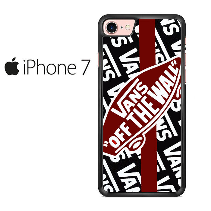 more photos 2db24 08952 Vans Off The Wall Skate Shoes Iphone 7 Case