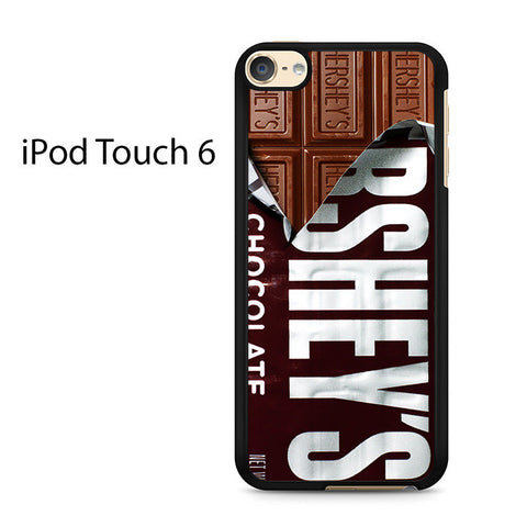 Hershey Chocolate Bar Ipod Touch 6 Case