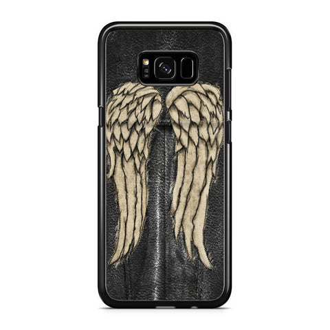 Daryl Dixon Angels Samsung Galaxy S8 Plus Case