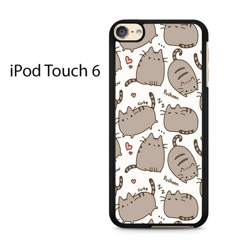 Pusheen The Cats Ipod Touch 6 Case