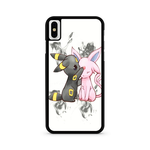Espeon Umbreon Iphone X Case