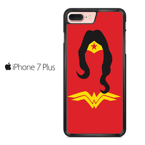 Wonder Woman Superhero Iphone 7 Plus Case