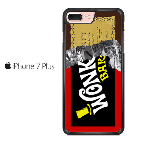 Wonka Bar Iphone 7 Plus Case
