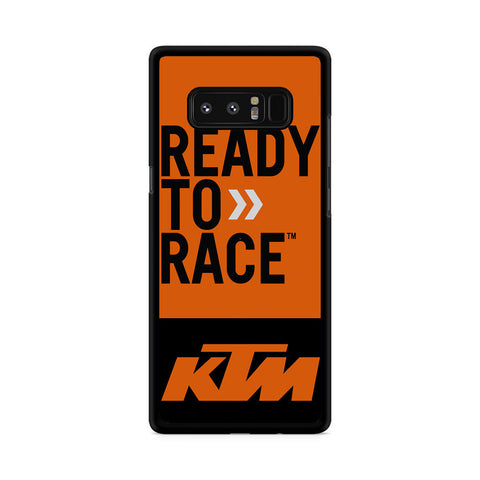 Ktm Ready To Race Samsung Galaxy Note 8 Case