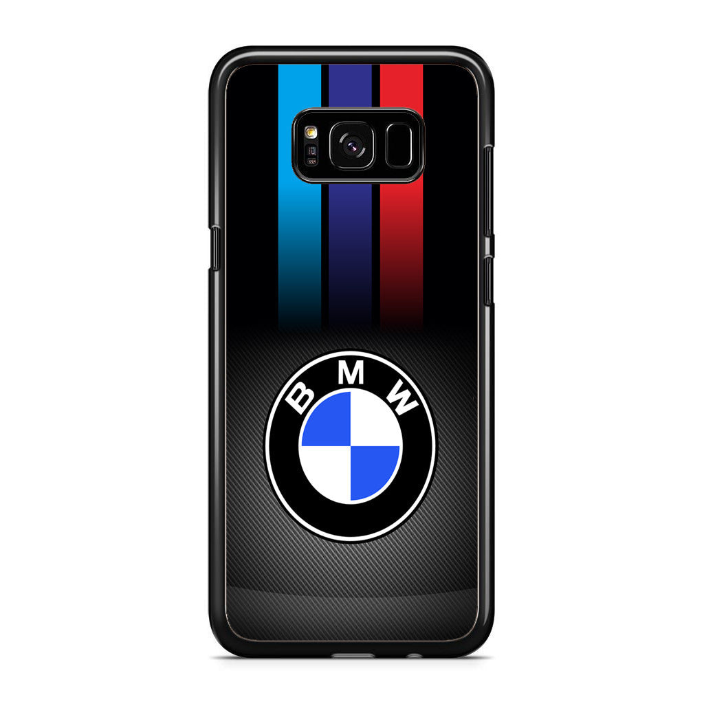 bmw logo samsung galaxy s8 plus case comerch. Black Bedroom Furniture Sets. Home Design Ideas