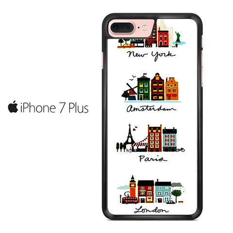 Wonderfull Place Eropa Art Iphone 7 Plus Case