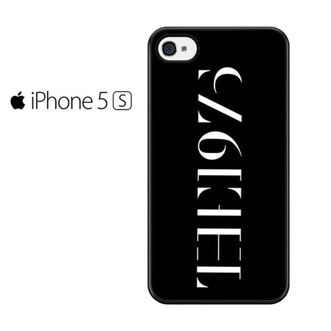 1975 Music Band Iphone 5 Iphone 5S Iphone SE Case