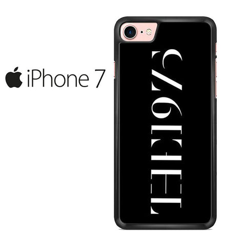 1975 Music Band Iphone 7 Case