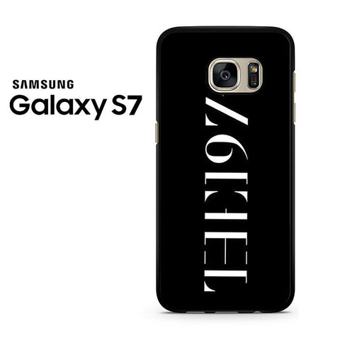 1975 Music Band Samsung Galaxy S7 Case