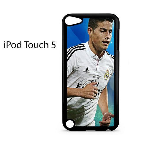 James Rodriguez Real Madrid Ipod Touch 5 Case