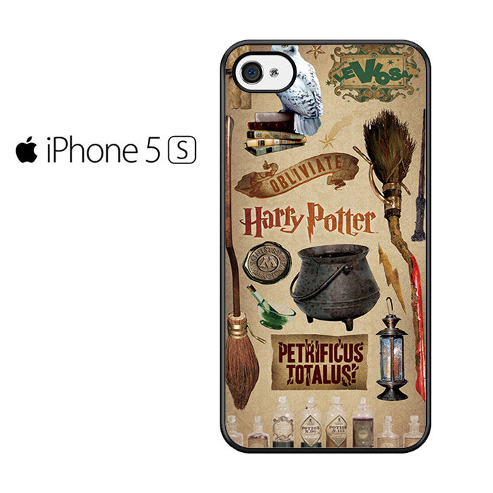 harry potter iphone 5 case harry potter magical objects iphone 5 iphone 5s iphone se 1673