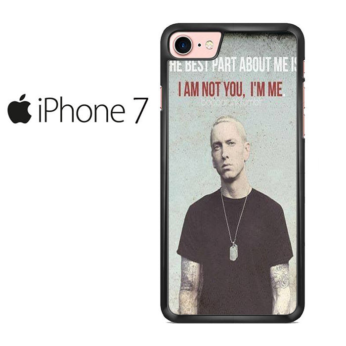 Eminem Quote Iphone 7 Case – Comerch