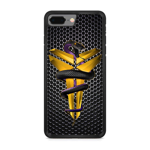 Kobe Bryant Black Mamba Iphone 8 Plus Case