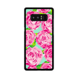 Rose Floral Painting Samsung Galaxy Note 8 Case