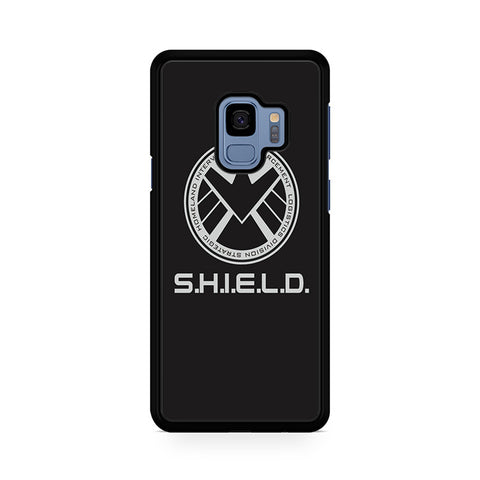 Agents Of Shield Logo Samsung Galaxy S9 Case