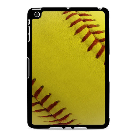 Yellow Baseball Ball Ipad Mini 2 Case