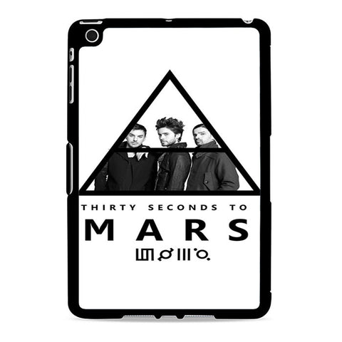 30 Seconds To Mars Black White Ipad Mini 2 Case