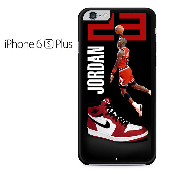 quality design 4f4a4 e9988 23 Michael Jordan Iphone 6 Plus Iphone 6S Plus Case