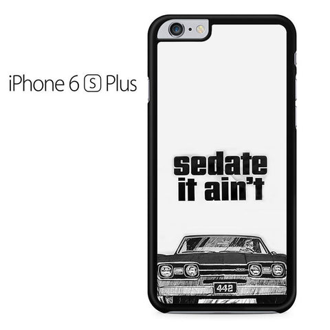 1966 Oldsmobile 442 Sedate It Aint Iphone 6 Plus Iphone 6S Plus Case