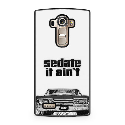 1966 Oldsmobile 442 Sedate It Aint LG G4 Case