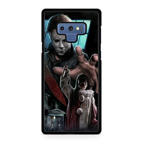 Halloween Michael Myers Samsung Galaxy Note 9 Case