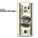 100 Dollars Samsung Galaxy S6 Edge Plus Case