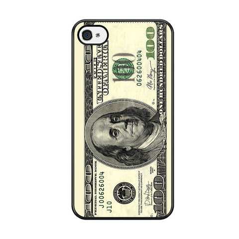 100 Dollars Iphone 5C Case
