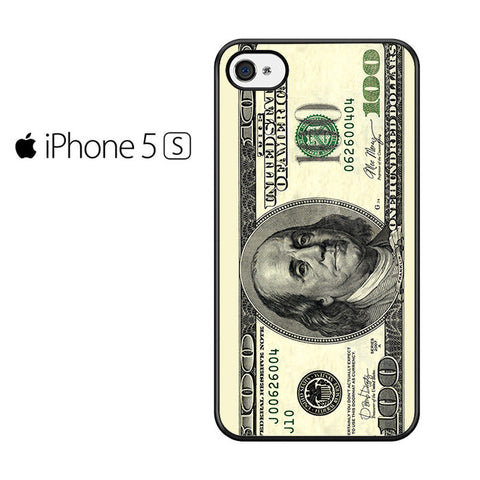 100 Dollars Iphone 5 Iphone 5S Iphone SE Case