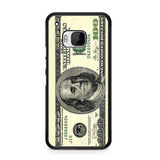 100 Dollars HTC One M9 Case