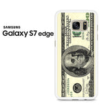 100 Dollars Samsung Galaxy S7 Edge Case