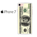 100 Dollars Iphone 7 Case