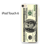 100 Dollars Ipod Touch 6 Case