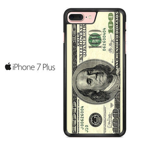 100 Dollars Iphone 7 Plus Case