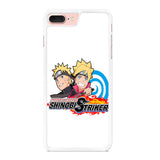 Naruto To Boruto Shinobi Striker Logo Iphone 7 Plus Case