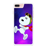 Peanuts Series Snoopy In Space Iphone 7 Plus Case