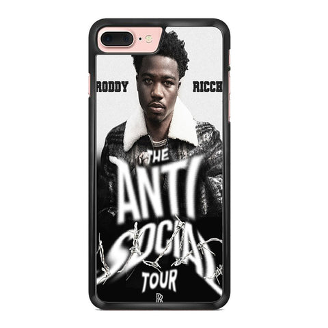 Roddy Ricch The Antisocial Tour Iphone 7 Plus Case