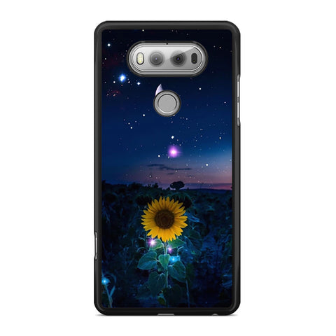 Sunflower Under The Moon LG V20 Case