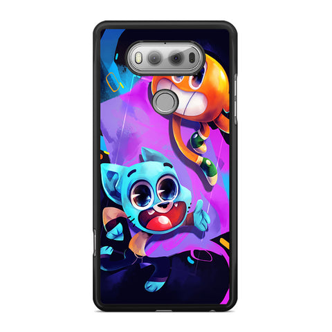 The Amazing World of Gumball Art LG V20 Case