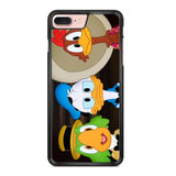 Three Caballeros Iphone 7 Plus Case