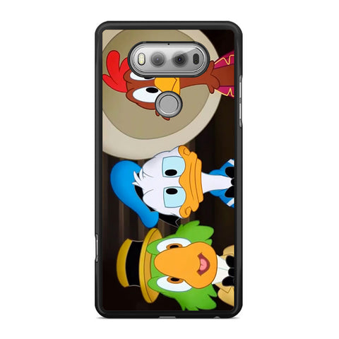 Three Caballeros LG V20 Case