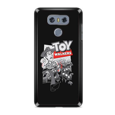 Toy Walkers LG G6 Case