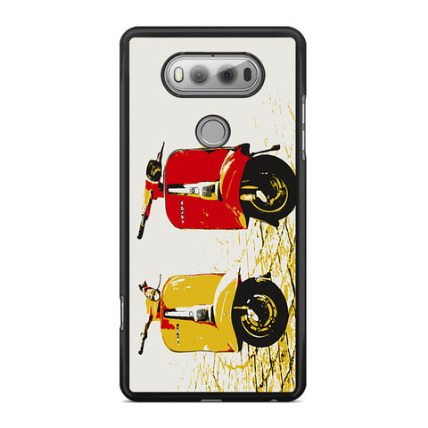 Vespa Scooter Pop Art LG V20 Case