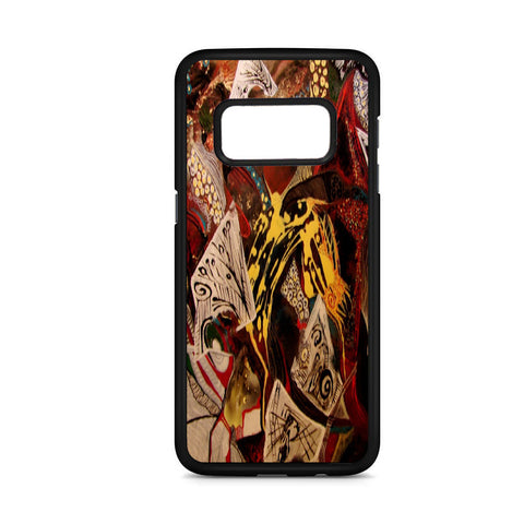 Abstract Painting Samsung Galaxy S8 Case