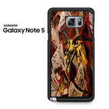Abstract Painting Samsung Galaxy Note 5 Case