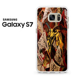 Abstract Painting Samsung Galaxy S7 Case