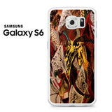 Abstract Painting Samsung Galaxy S6 Case