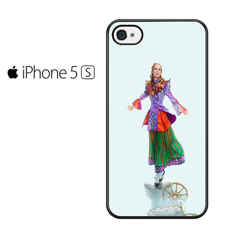 Alice Through the Looking Glass in Water Iphone 5 Iphone 5S Iphone SE Case