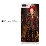Alice Through The Looking Glass Red Iphone 7 Plus Case