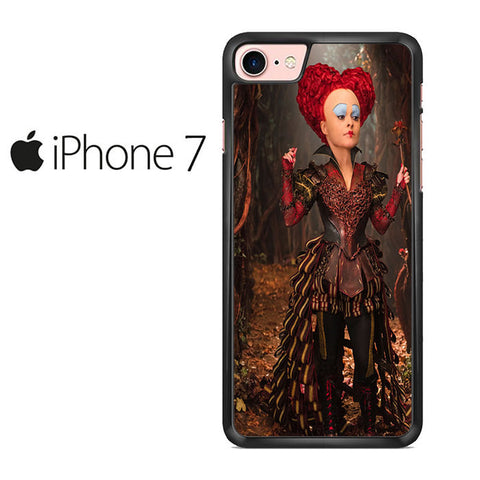 Alice Through The Looking Glass Red Iphone 7 Case